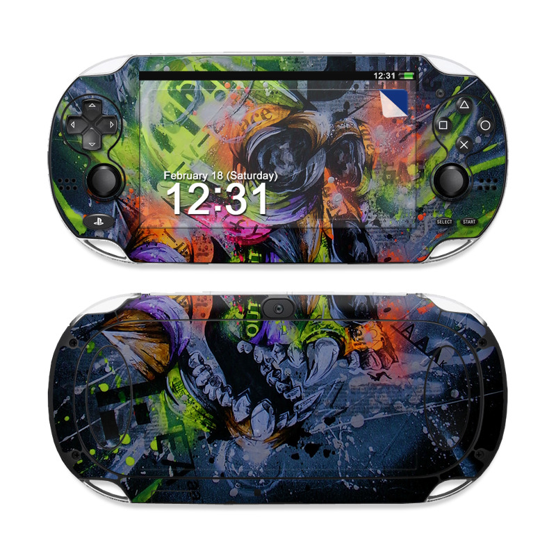 Speak Sony PS Vita Skin