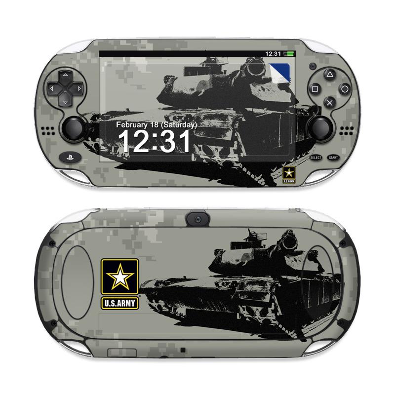 Tank Tuff Sony PS Vita Skin