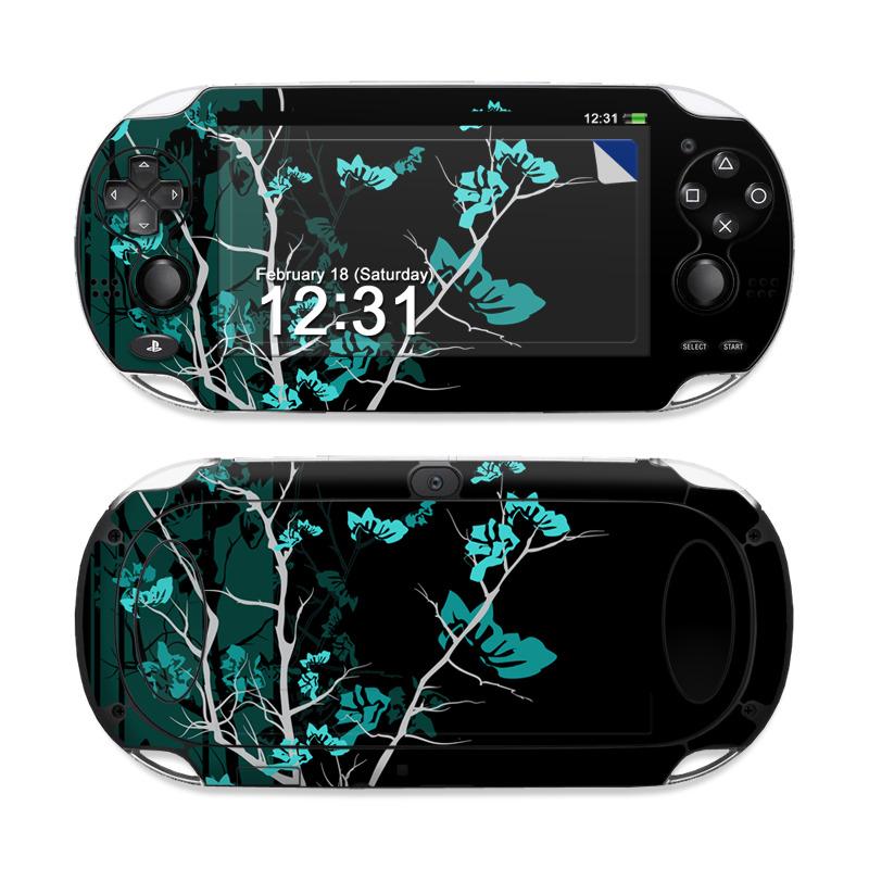 Aqua Tranquility Sony PS Vita Skin