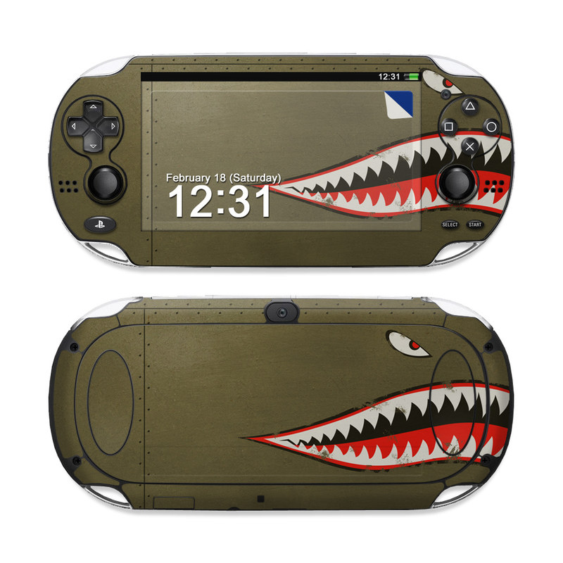 USAF Shark PS Vita Skin