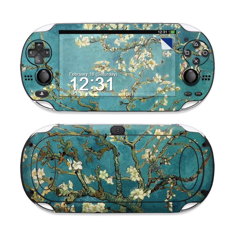 Blossoming Almond Tree PS Vita Skin