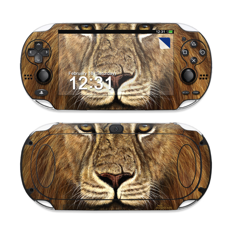 Warrior Sony PS Vita Skin