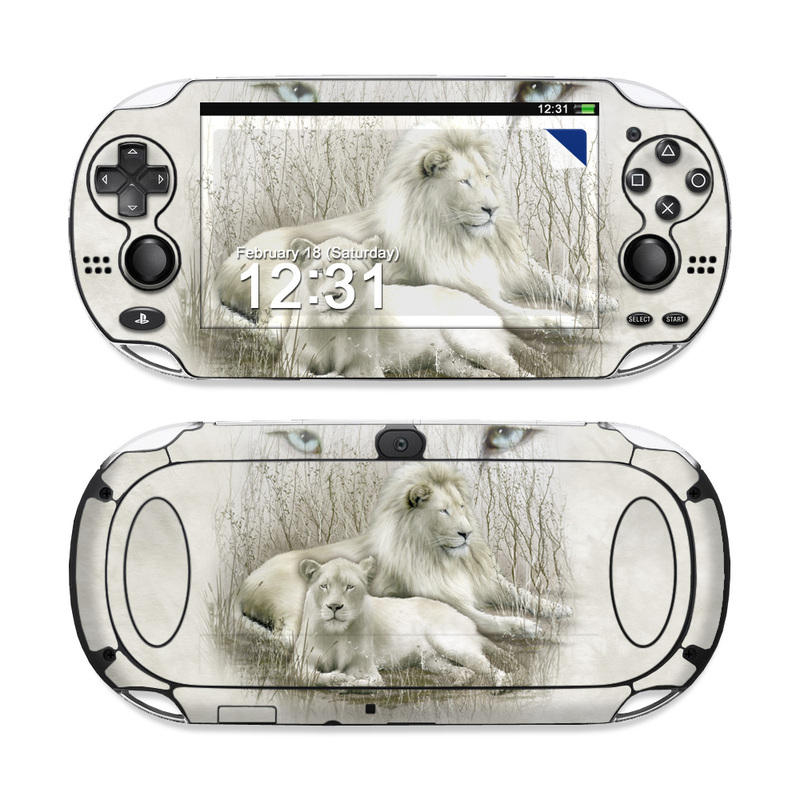White Lion PS Vita Skin