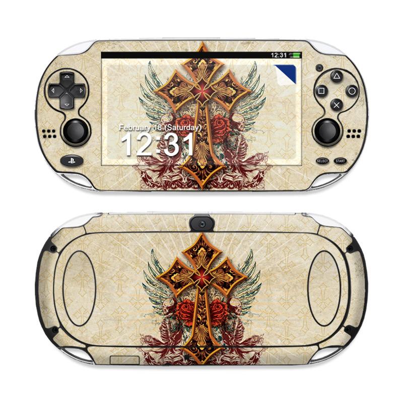 Worship Sony PS Vita Skin
