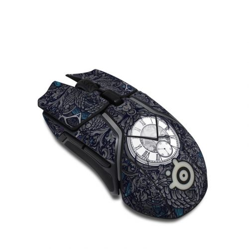 Time Travel SteelSeries Rival 600 Gaming Mouse Skin