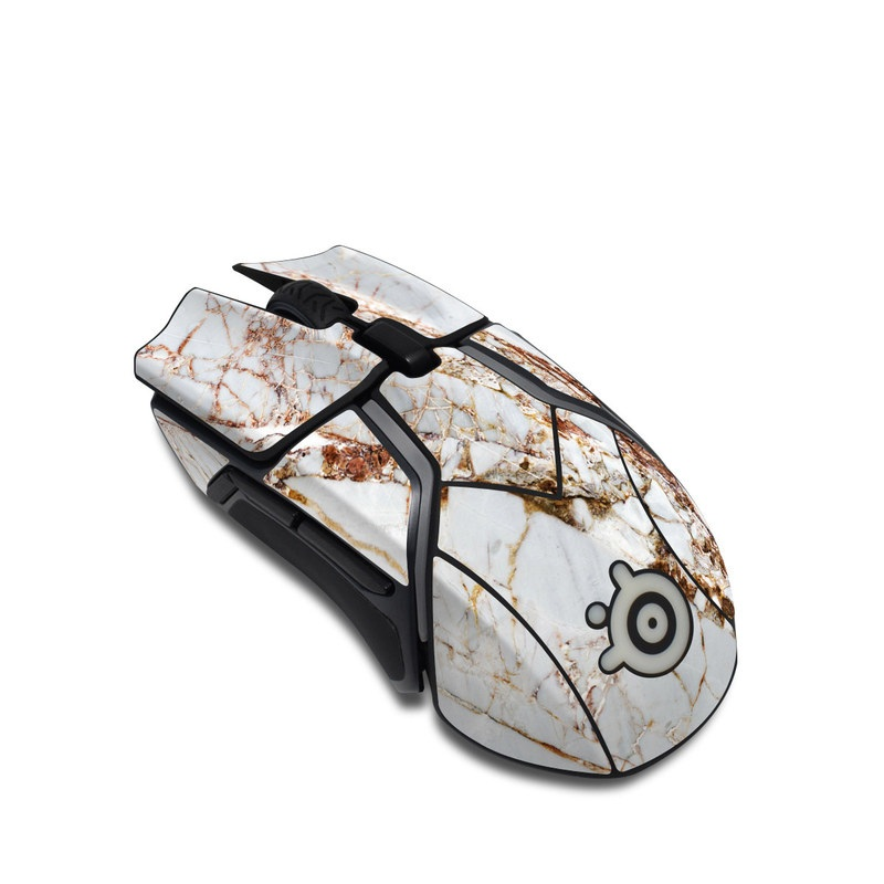 Hazel Marble SteelSeries Rival 600 Gaming Mouse Skin