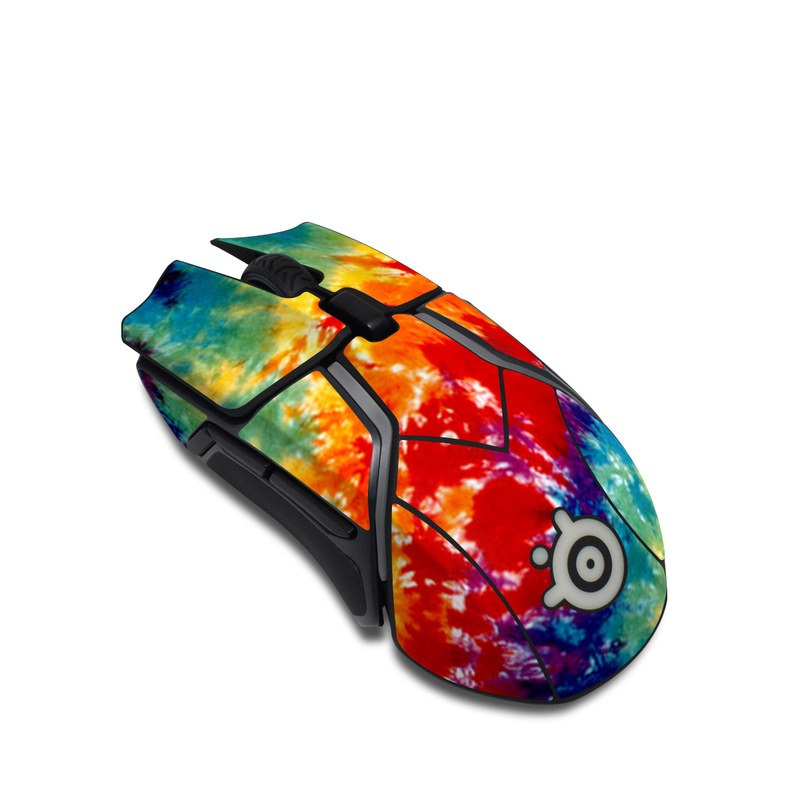 Tie Dyed Steelseries Rival 600 Gaming Mouse Skin Istyles