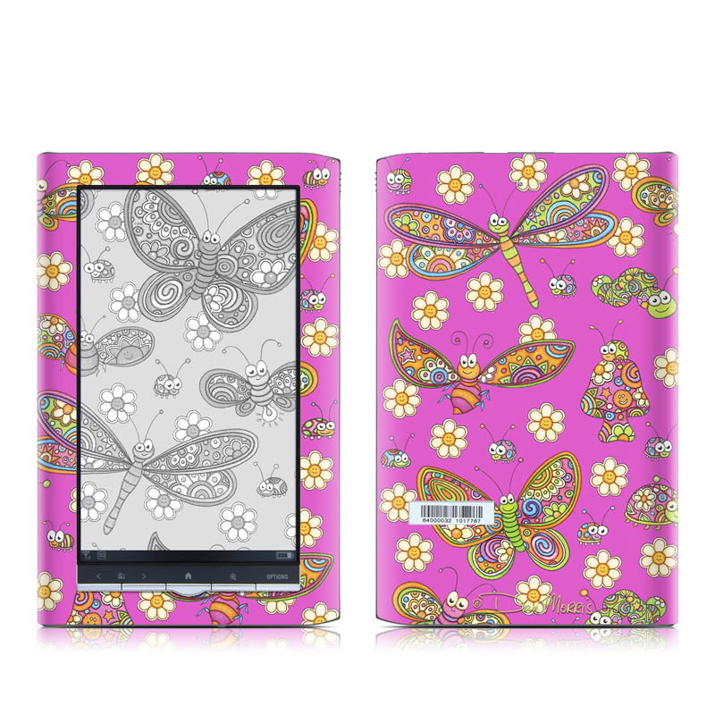 Buggy Sunbrights Sony Reader PRS950SC Skin