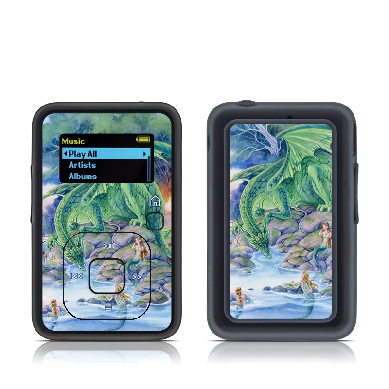 Of Air And Sea SanDisk Sansa Clip+ Skin