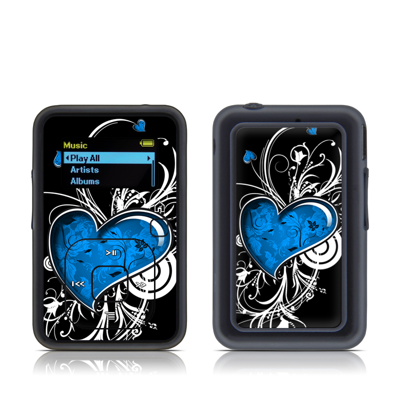 Your Heart SanDisk Sansa Clip+ Skin