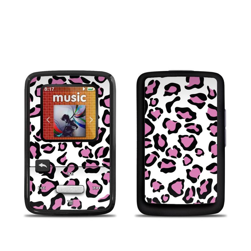 Leopard Love SanDisk Sansa Clip Zip Skin