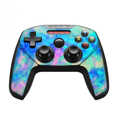 Electrify Ice Blue SteelSeries Nimbus Controller Skin
