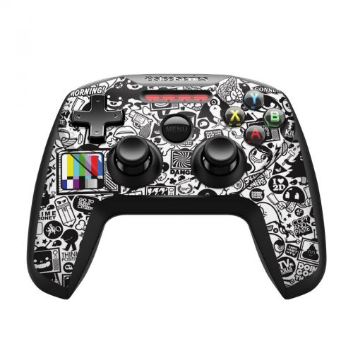 TV Kills Everything SteelSeries Nimbus Controller Skin