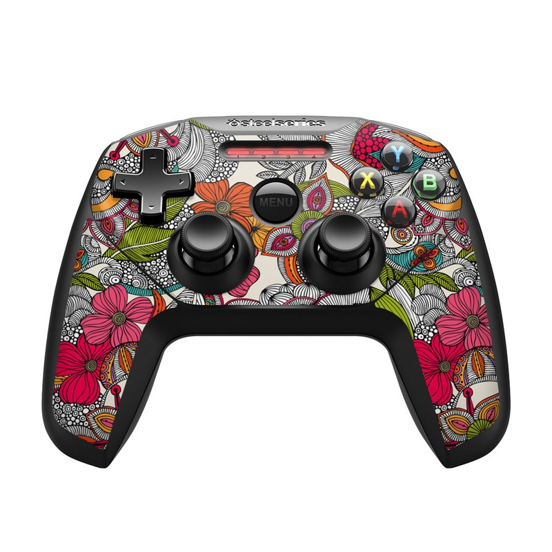 Doodles Color SteelSeries Nimbus Controller Skin