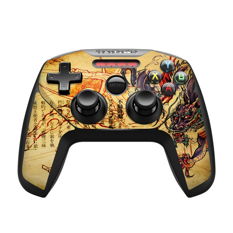 Dragon Legend SteelSeries Nimbus Controller Skin