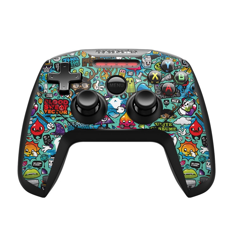 Jewel Thief SteelSeries Nimbus Controller Skin