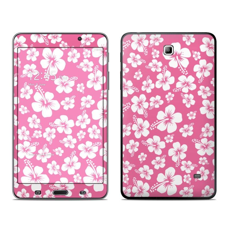 Aloha Pink Galaxy Tab 4 (7.0) Skin