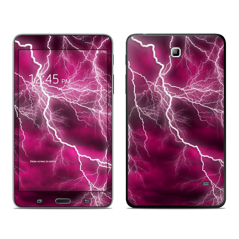Apocalypse Pink Galaxy Tab 4 (7.0) Skin