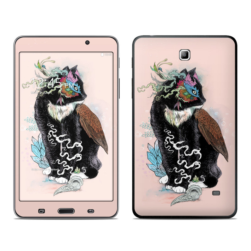 Black Magic Galaxy Tab 4 (7.0) Skin