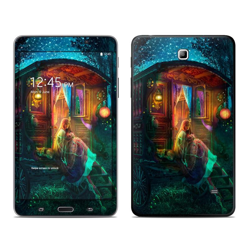 Gypsy Firefly Galaxy Tab 4 (7.0) Skin