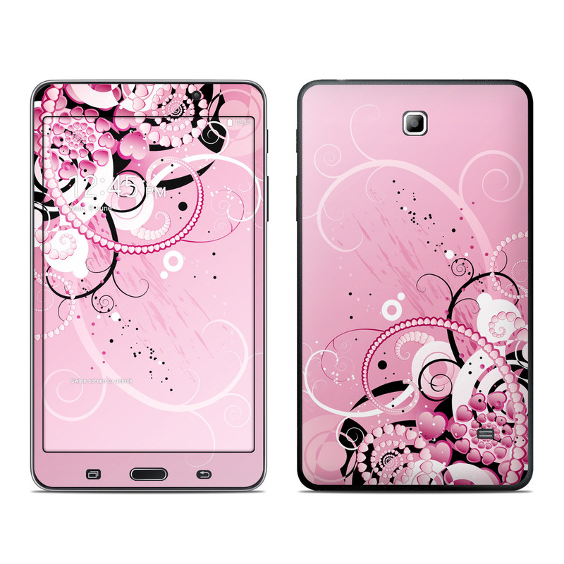 Her Abstraction Galaxy Tab 4 (7.0) Skin