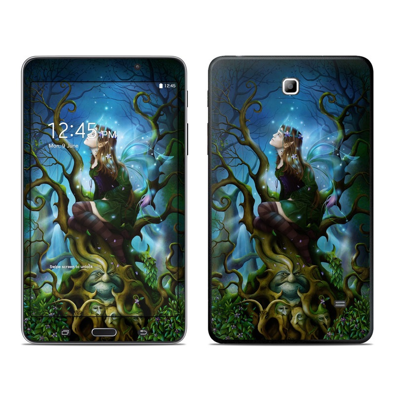 Nightshade Fairy Galaxy Tab 4 (7.0) Skin