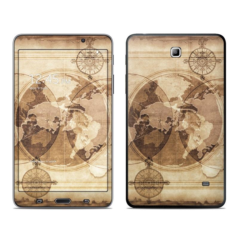 Quest Galaxy Tab 4 (7.0) Skin