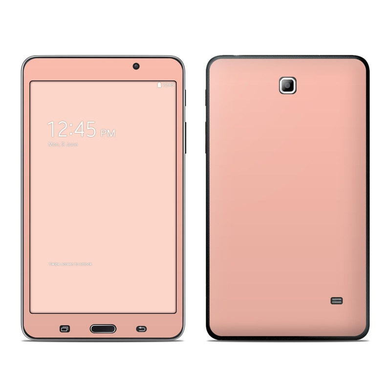 Solid State Peach Galaxy Tab 4 (7.0) Skin