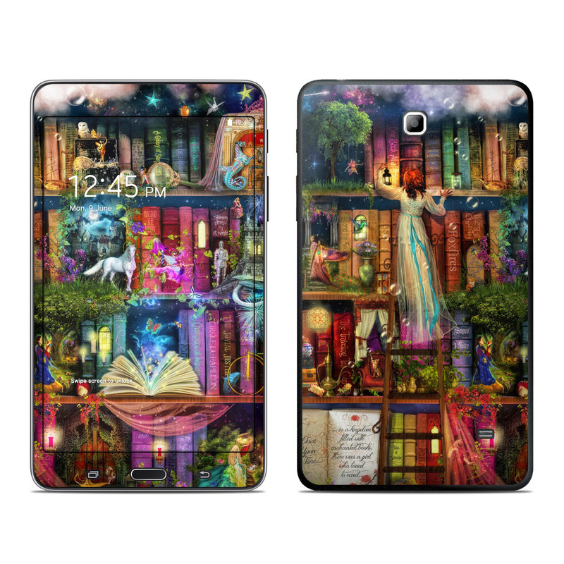 Treasure Hunt Galaxy Tab 4 (7.0) Skin
