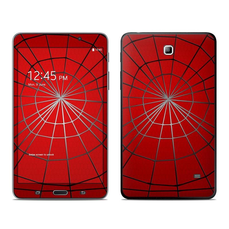 Webslinger Galaxy Tab 4 (7.0) Skin