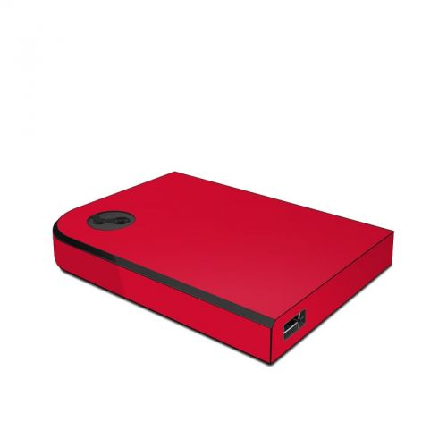 Solid State Red Valve Steam Link Skin