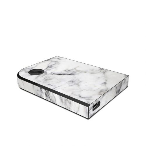 White Marble Valve Steam Link Skin