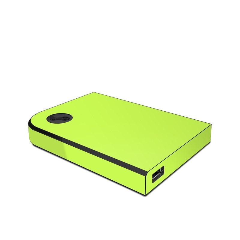 Solid State Lime Valve Steam Link Skin