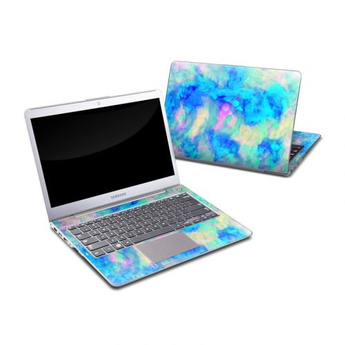 Electrify Ice Blue Samsung Series 5 13.3-inch Ultrabook Skin