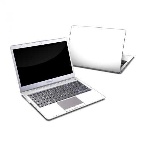Solid State White Samsung Series 5 13.3-inch Ultrabook Skin
