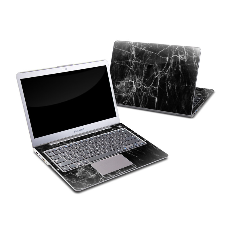 Samsung Series 5 13.3-inch Ultrabook Skin design of Black, White, Nature, Black-and-white, Monochrome photography, Branch, Atmosphere, Atmospheric phenomenon, Tree, Sky with black, white colors