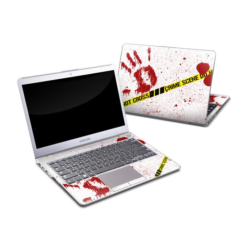Crime Scene Revisited Samsung Series 5 13.3-inch Ultrabook Skin