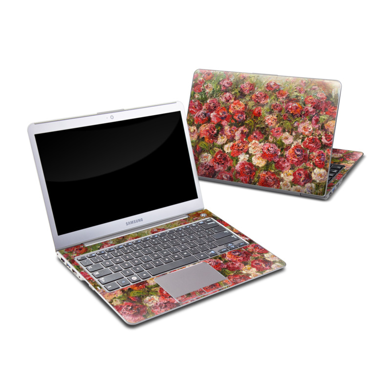 Fleurs Sauvages Samsung Series 5 13.3-inch Ultrabook Skin