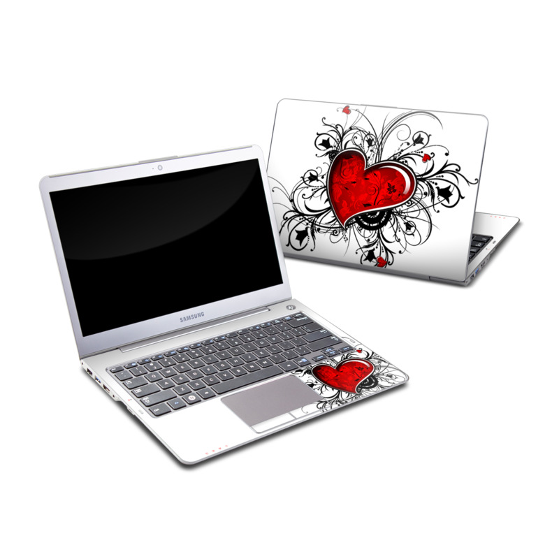 My Heart Samsung Series 5 13.3-inch Ultrabook Skin