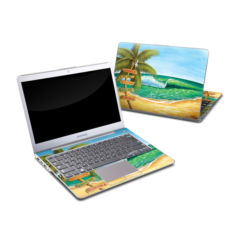 Palm Signs Samsung Series 5 13.3-inch Ultrabook Skin