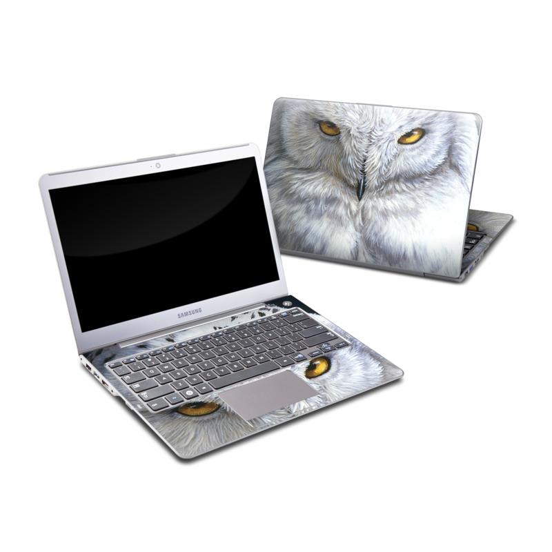 Snowy Owl Samsung Series 5 13.3-inch Ultrabook Skin
