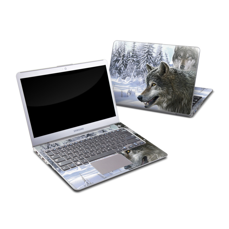 Snow Wolves Samsung Series 5 13.3-inch Ultrabook Skin