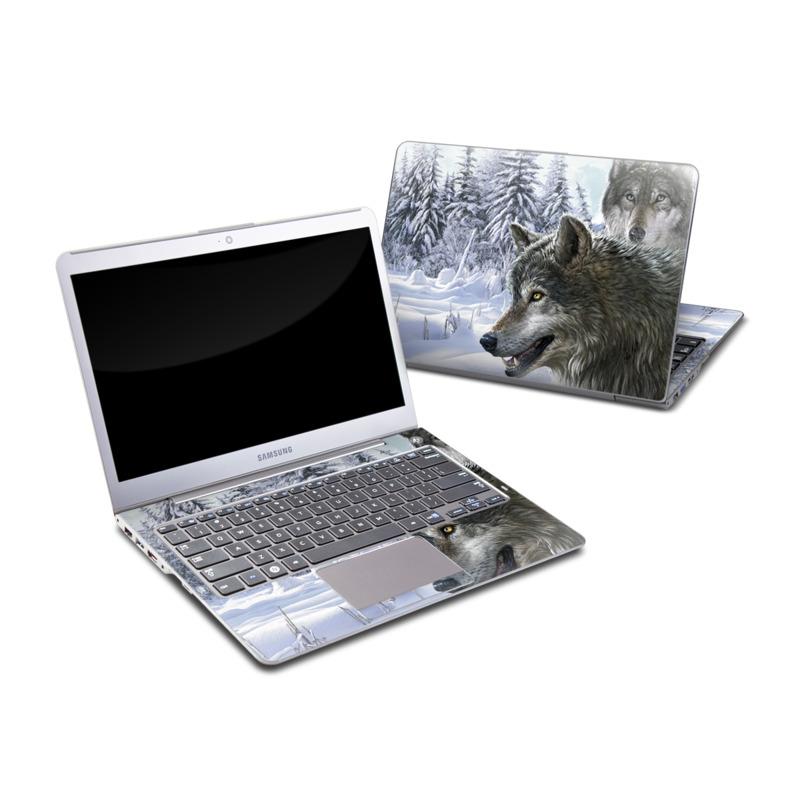 Snow Wolves Samsung Series 5 13.3-inch Ultrabook Skin