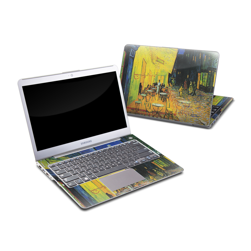 Cafe Terrace At Night Samsung Series 5 13.3-inch Ultrabook Skin