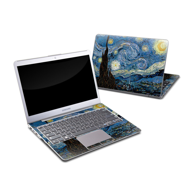 Starry Night Samsung Series 5 13.3-inch Ultrabook Skin