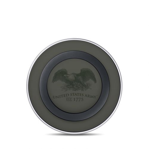 Army Crest Samsung Wireless Charging Pad Skin