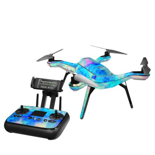 Electrify Ice Blue 3DR Solo Skin