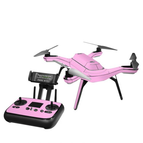 Solid State Pink 3DR Solo Skin