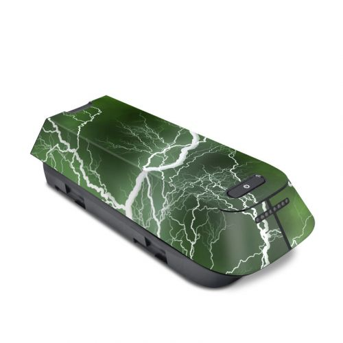 Apocalypse Green 3DR Solo Battery Skin