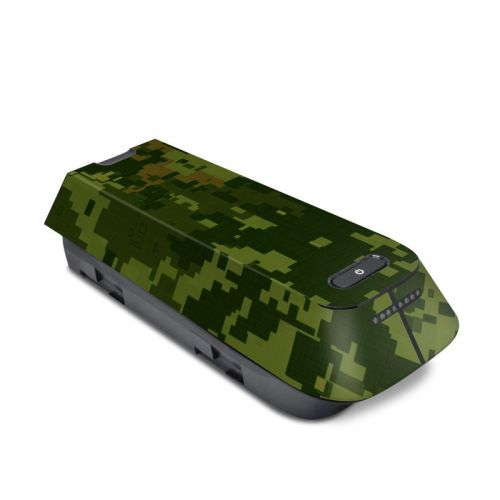 CAD Camo 3DR Solo Battery Skin